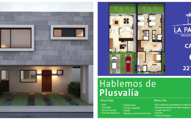 Foto de casa en condominio en venta en, el refugio, cadereyta de montes, querétaro, 1926431 no 03