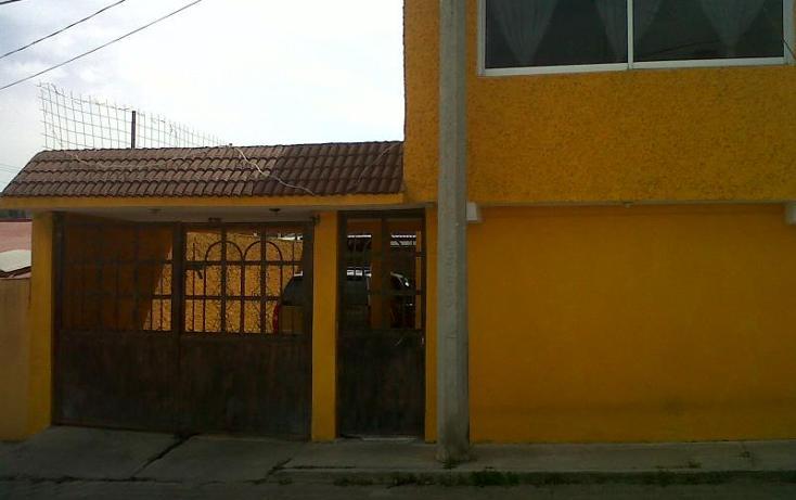 Foto de casa en venta en  , el refugio, calpulalpan, tlaxcala, 1651448 No. 01