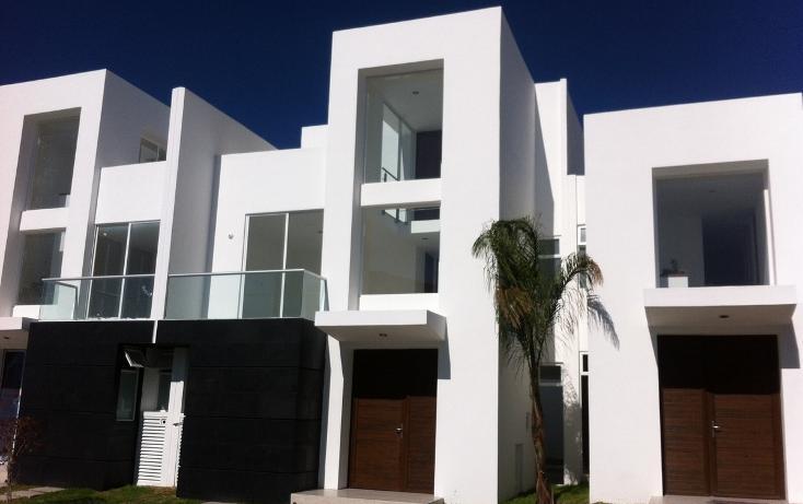 Foto de casa en venta en  , residencial el refugio, querétaro, querétaro, 1543088 No. 01