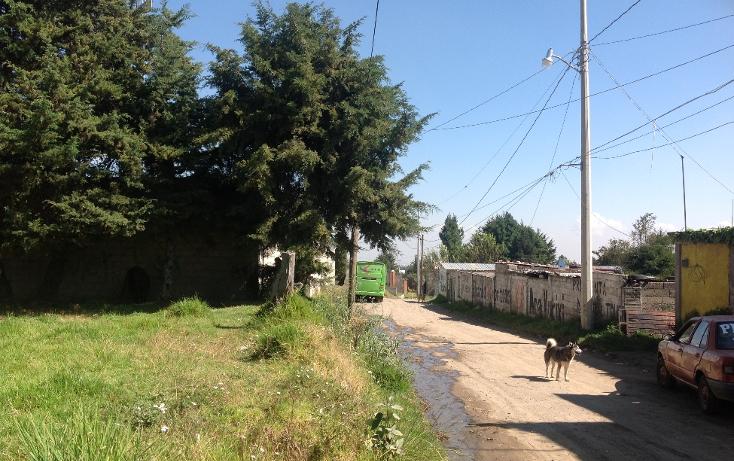 Foto de terreno habitacional en venta en  , el refugio, toluca, méxico, 1502493 No. 03