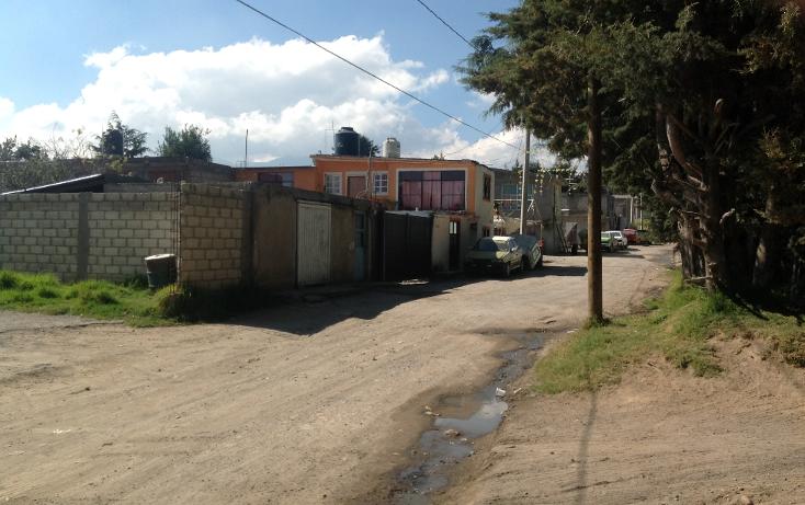 Foto de terreno habitacional en venta en  , el refugio, toluca, méxico, 1502493 No. 04