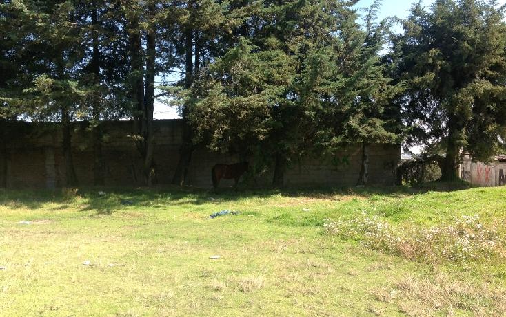 Foto de terreno habitacional en venta en  , el refugio, toluca, méxico, 1502493 No. 05
