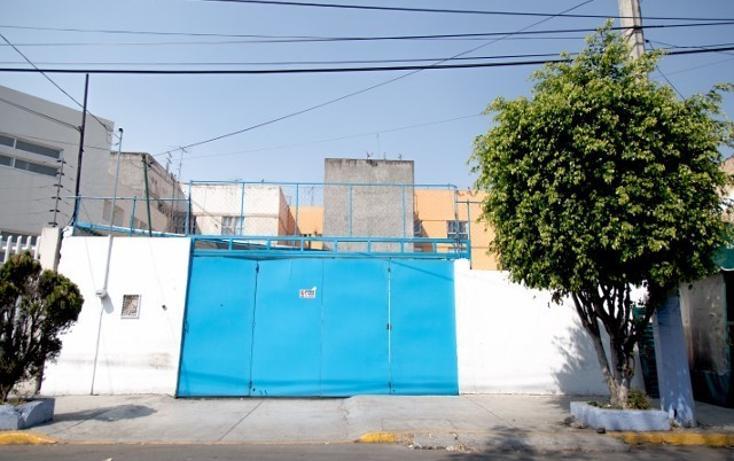 Foto de terreno habitacional en venta en  , el reloj, coyoac?n, distrito federal, 1855416 No. 01