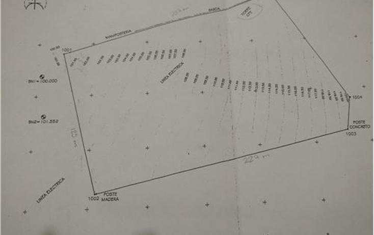 Foto de terreno habitacional en venta en  , el retablo, querétaro, querétaro, 1773758 No. 06