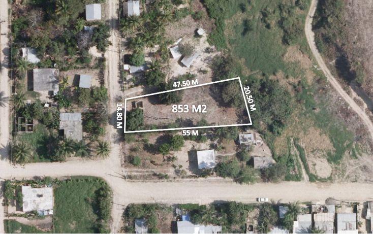Foto de terreno habitacional en venta en, el retiro, tuxpan, veracruz, 1144855 no 03