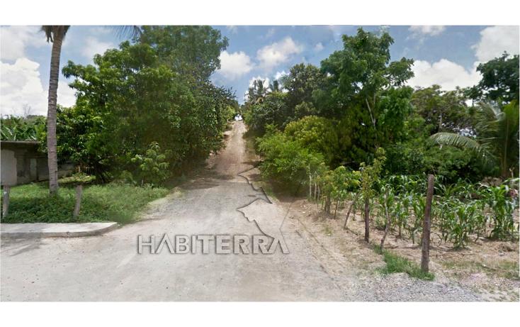 Foto de terreno habitacional en venta en  , el retiro, tuxpan, veracruz de ignacio de la llave, 1144855 No. 01