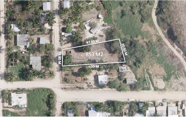 Foto de terreno habitacional en venta en  , el retiro, tuxpan, veracruz de ignacio de la llave, 1144855 No. 03