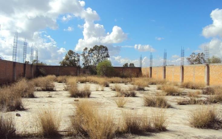 Foto de terreno industrial en renta en  , el retoño, el llano, aguascalientes, 1486027 No. 01