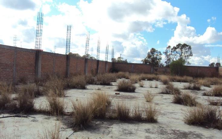 Foto de terreno industrial en renta en  , el retoño, el llano, aguascalientes, 1486027 No. 02