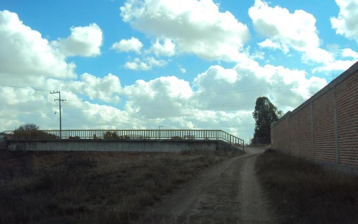 Foto de terreno industrial en renta en  , el retoño, el llano, aguascalientes, 1486027 No. 04