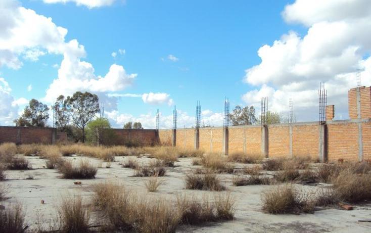 Foto de terreno industrial en renta en  , el retoño, el llano, aguascalientes, 1486027 No. 07