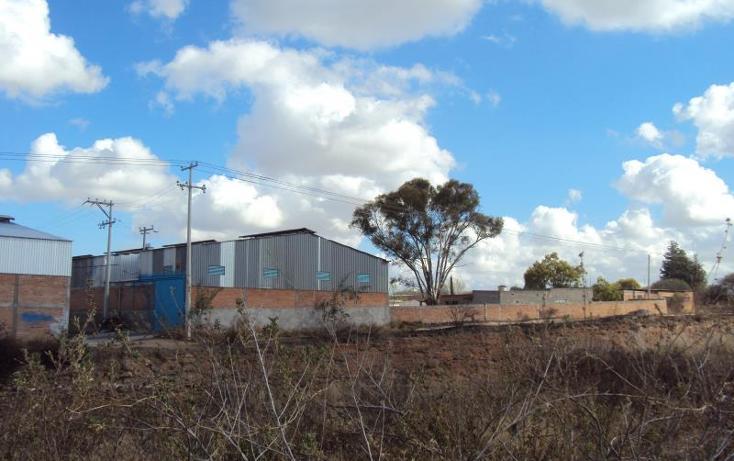 Foto de terreno industrial en renta en  , el retoño, el llano, aguascalientes, 1486027 No. 08
