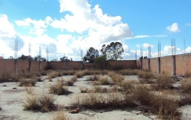 Foto de terreno industrial en renta en  , el retoño, el llano, aguascalientes, 1486027 No. 09