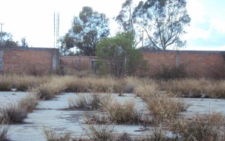 Foto de terreno industrial en renta en  , el retoño, el llano, aguascalientes, 1486027 No. 10
