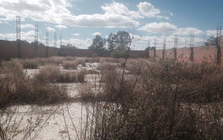 Foto de terreno comercial en venta en  , el retoño, el llano, aguascalientes, 1644464 No. 01