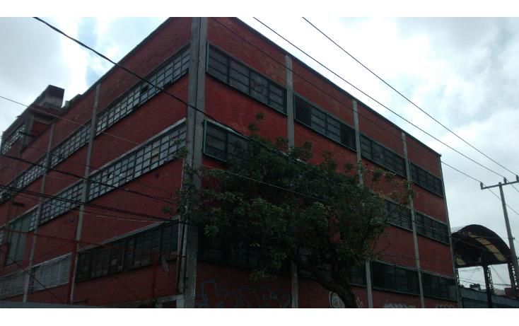 Foto de edificio en venta en  , el reto?o, iztapalapa, distrito federal, 1115435 No. 02