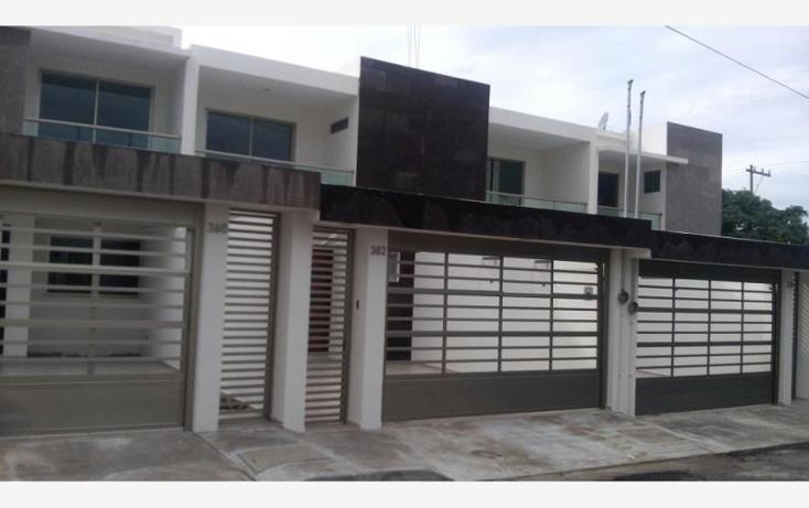 Foto de casa en venta en el roble 00, graciano sanchez, r?o bravo, tamaulipas, 1541582 No. 01