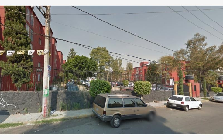 Foto de departamento en venta en  30, el manto, iztapalapa, distrito federal, 2029086 No. 01