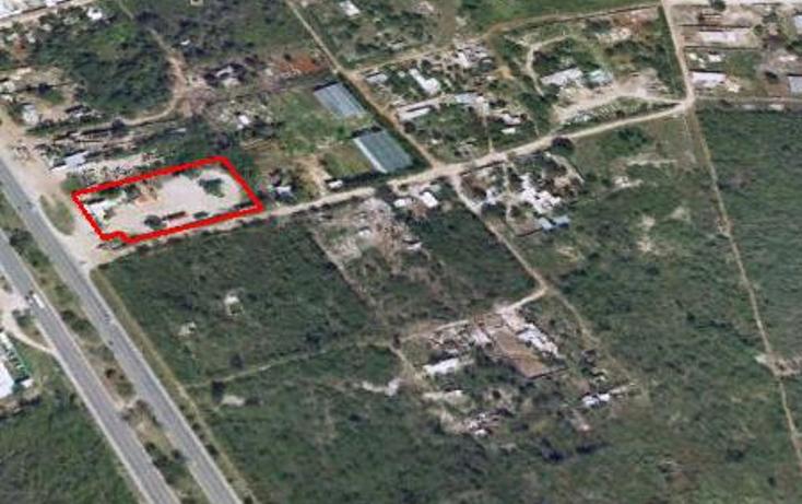 Foto de terreno habitacional en venta en  , el roble, m?rida, yucat?n, 1410751 No. 01