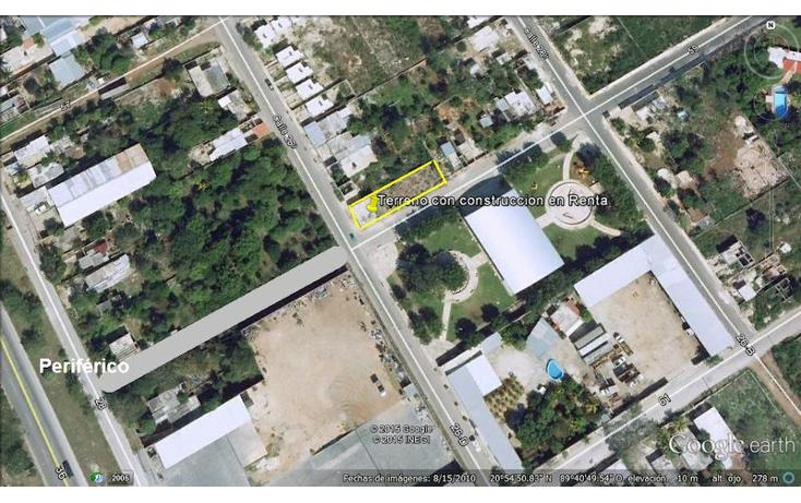 Foto de terreno comercial en renta en  , el roble, mérida, yucatán, 1560816 No. 09