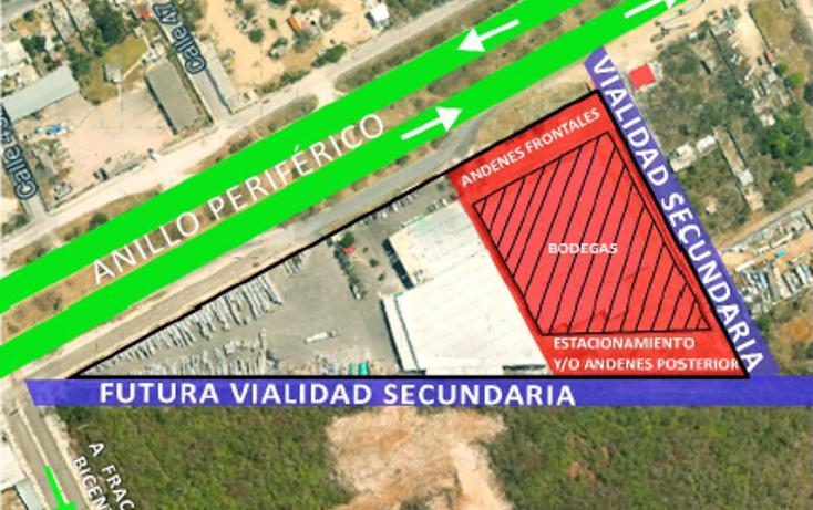 Foto de nave industrial en renta en  , el roble, mérida, yucatán, 2006186 No. 03