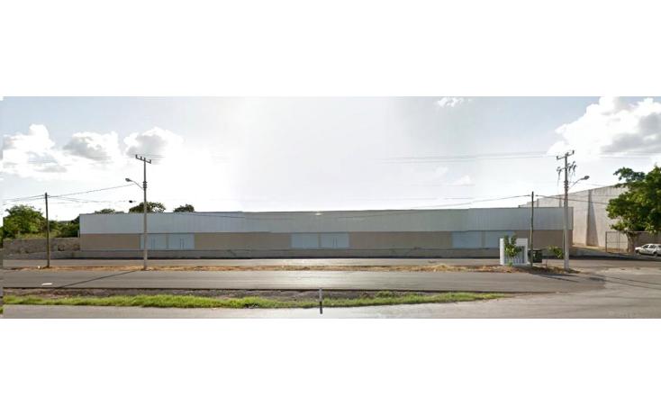 Foto de nave industrial en renta en  , el roble, mérida, yucatán, 2006186 No. 06