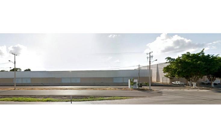 Foto de nave industrial en renta en  , el roble, mérida, yucatán, 2035984 No. 02