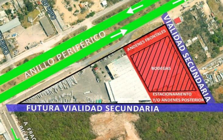 Foto de nave industrial en renta en  , el roble, mérida, yucatán, 2035984 No. 08
