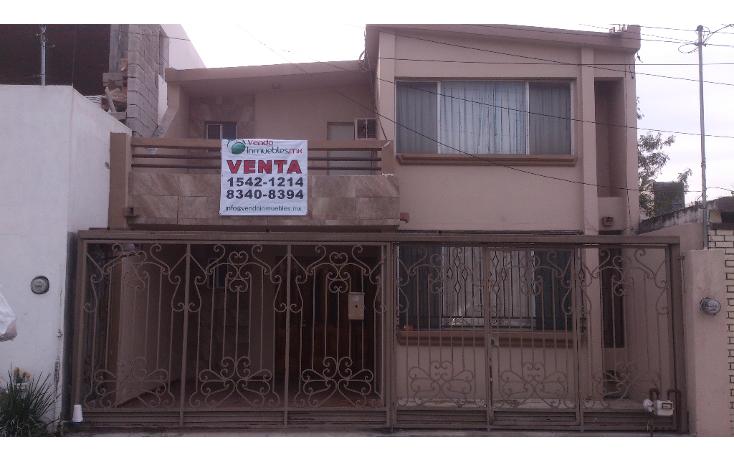 Foto de casa en venta en  , el roble, san nicolás de los garza, nuevo león, 1260511 No. 01