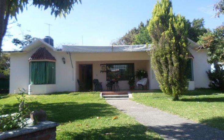 Foto de casa en venta en, el rocio, yautepec, morelos, 1390003 no 01