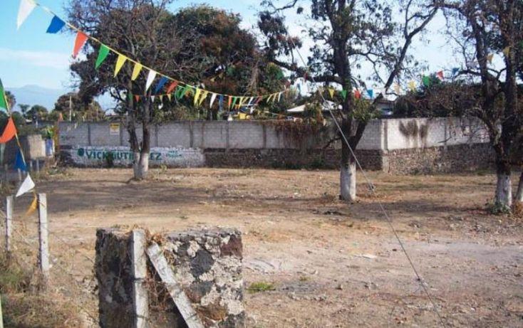 Foto de terreno habitacional en venta en, el rocio, yautepec, morelos, 1751596 no 03