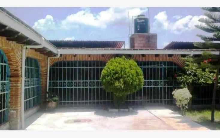 Foto de casa en venta en  , el rodeo, miacatlán, morelos, 1103533 No. 06