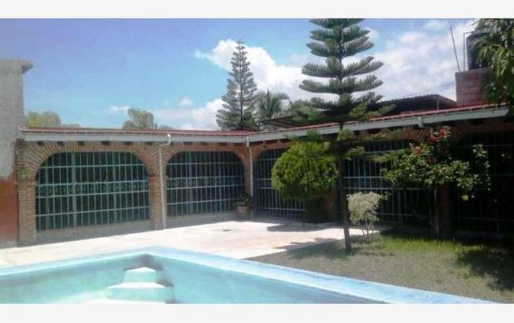 Foto de casa en venta en  , el rodeo, miacatlán, morelos, 1103533 No. 17