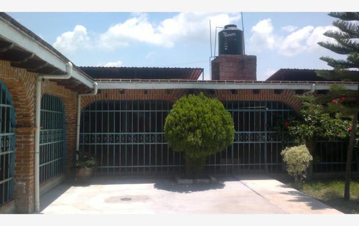 Foto de casa en venta en  , el rodeo, miacatlán, morelos, 2034984 No. 11