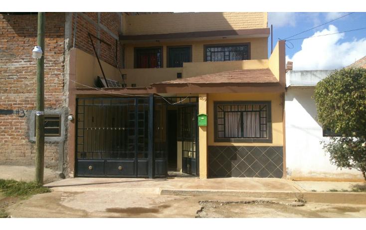 Foto de casa en venta en  , el rosario, arandas, jalisco, 1300103 No. 01