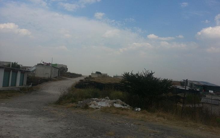 Foto de terreno habitacional en venta en  , el rosario, cuautitlán izcalli, méxico, 1039753 No. 11