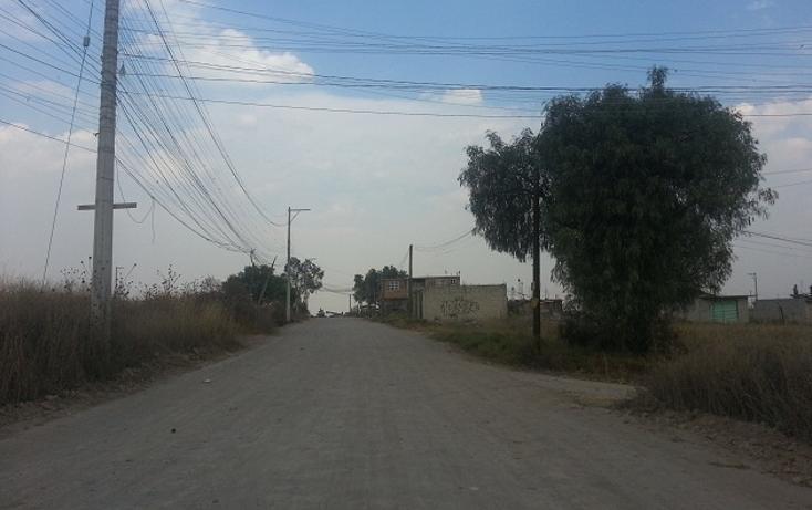 Foto de terreno habitacional en venta en  , el rosario, cuautitlán izcalli, méxico, 1039753 No. 14