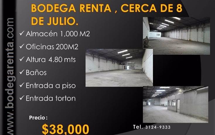 Foto de nave industrial en renta en  , el rosario, guadalajara, jalisco, 1272605 No. 17