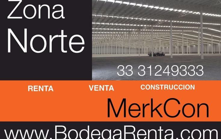 Foto de nave industrial en renta en  , el rosario, guadalajara, jalisco, 1272605 No. 19