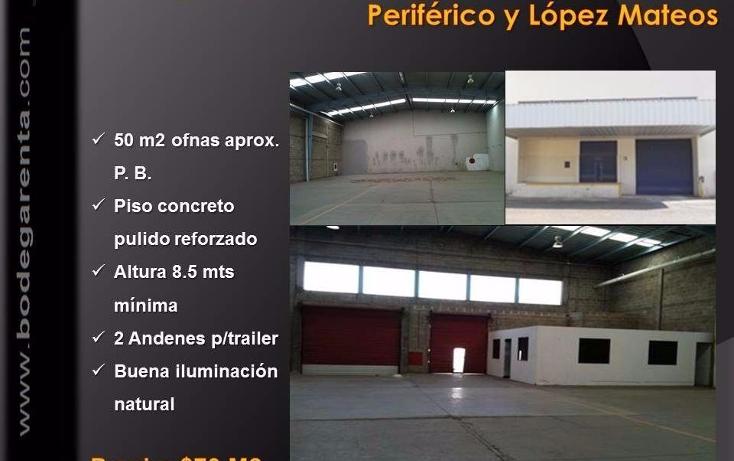 Foto de nave industrial en renta en  , el rosario, guadalajara, jalisco, 1272605 No. 20