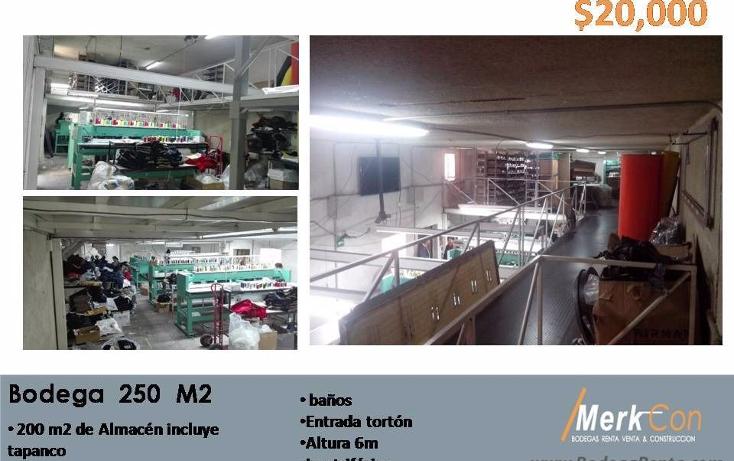 Foto de nave industrial en renta en  , el rosario, guadalajara, jalisco, 1272605 No. 21