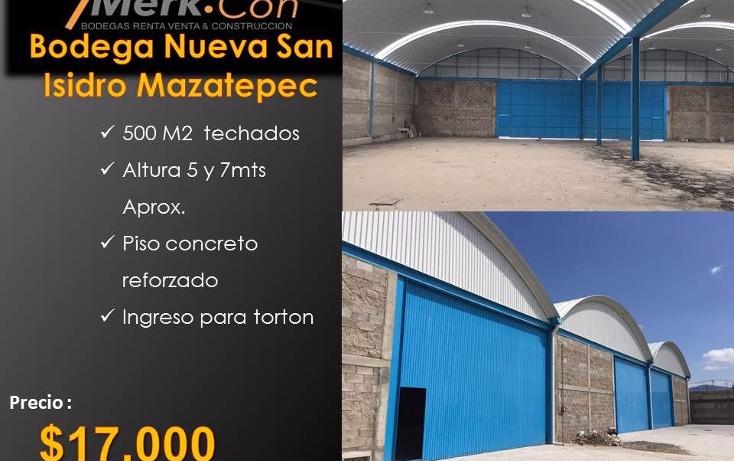 Foto de nave industrial en renta en  , el rosario, guadalajara, jalisco, 1272605 No. 22