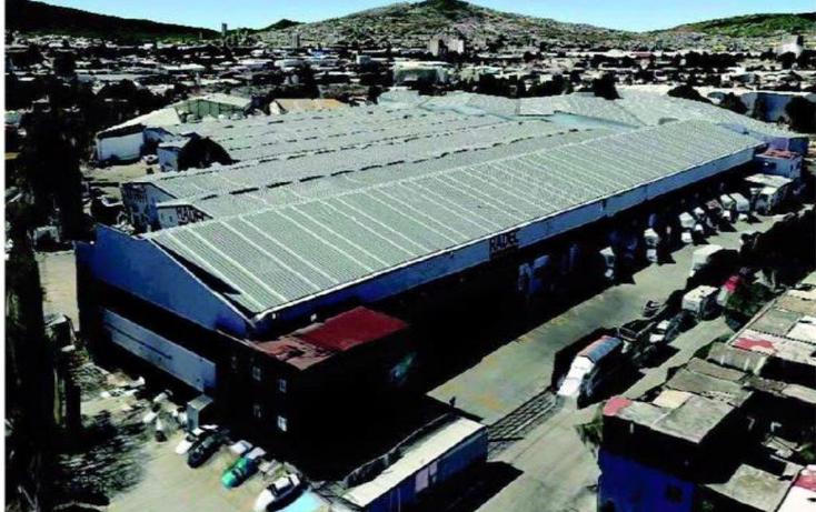 Foto de nave industrial en renta en  , el rosario, guadalajara, jalisco, 1467443 No. 01