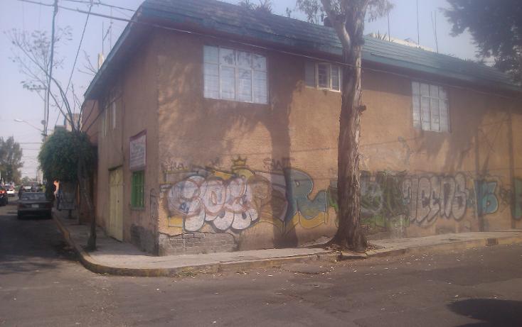 Foto de casa en venta en  , el rosario, iztapalapa, distrito federal, 1660444 No. 01