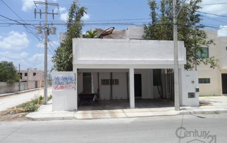 Foto de casa en venta en  , el rosario, mérida, yucatán, 1860594 No. 01