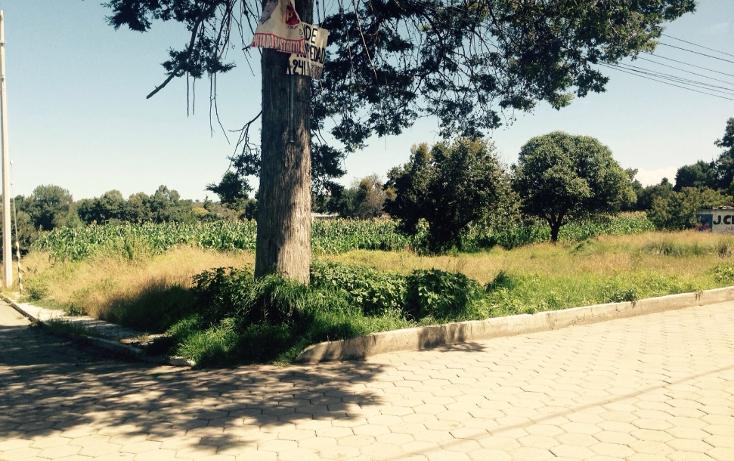 Foto de terreno habitacional en venta en  , el rosario ocotoxco, yauhquemehcan, tlaxcala, 1250599 No. 01