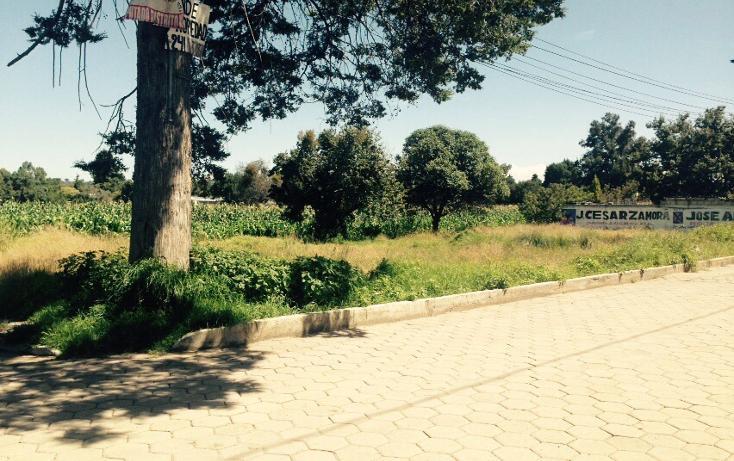 Foto de terreno habitacional en venta en  , el rosario ocotoxco, yauhquemehcan, tlaxcala, 1250599 No. 02