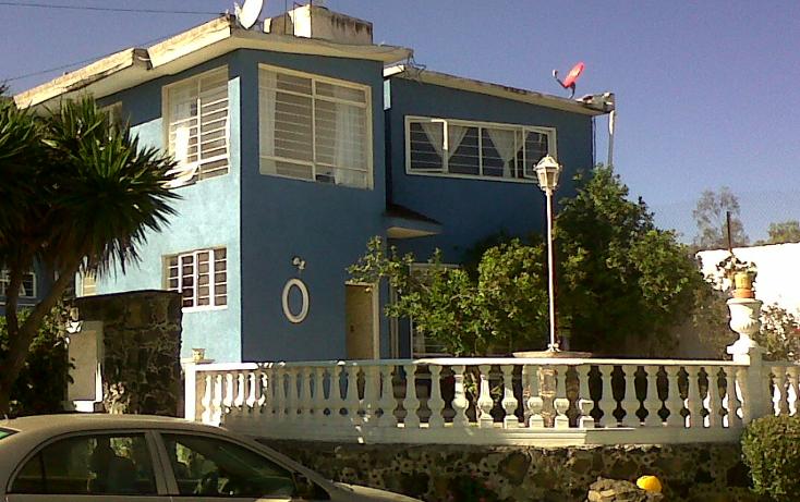 Foto de casa en venta en  , el rosario, tláhuac, distrito federal, 1737792 No. 01