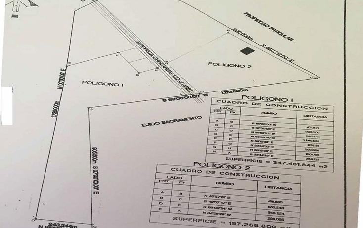 Foto de terreno habitacional en venta en  , el sacramento, chihuahua, chihuahua, 1518579 No. 03