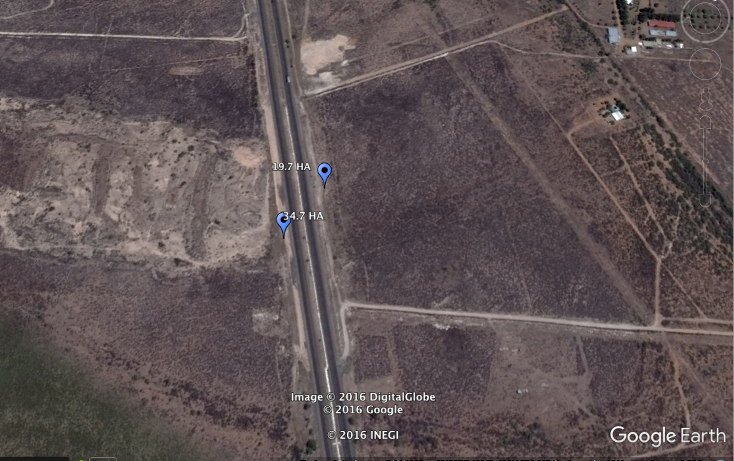 Foto de terreno habitacional en venta en  , el sacramento, chihuahua, chihuahua, 1518579 No. 04